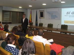 Farmacéuticos asturianos se forman en habilidades de comunicación en oficina de farmacia