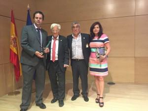 FSFE recibe el premio Ciudadanos Europeos
