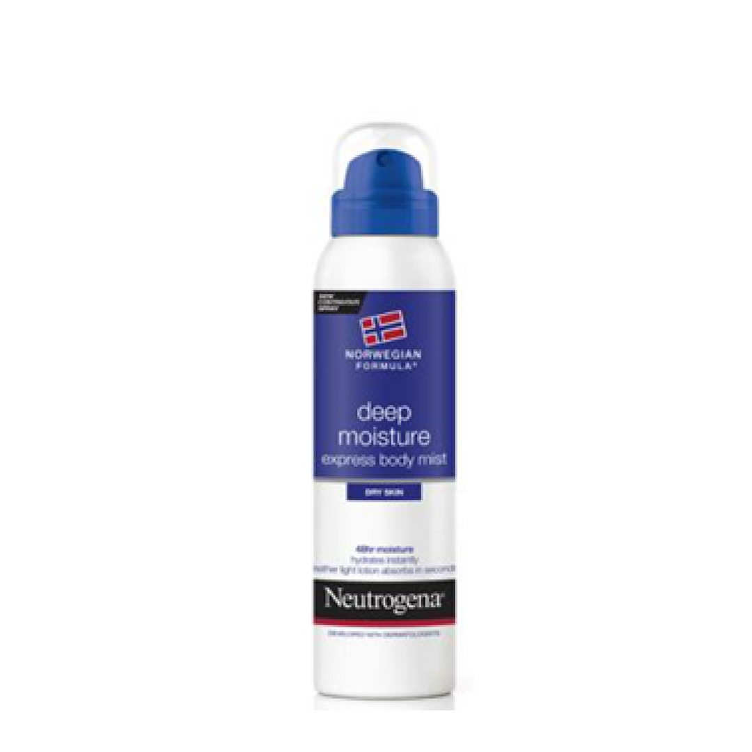 spray corporal express hidratación profunda neutrogena