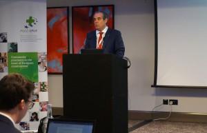 Jesús Aguilar presidirá la Agrupación Farmacéutica Europea