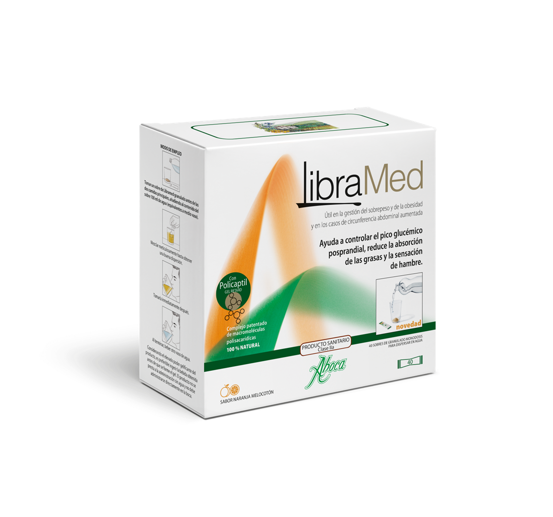 LibraMed sobres granulado - Aboca