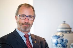 """Vicenç Calduch, presidente de Fedefarma: """"El año pasado fue magnífico para nuestra cooperativa"""""""