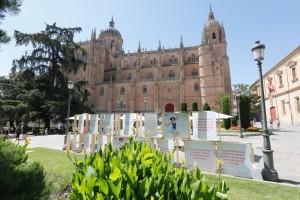 'Dale la vuelta a la urticaria' llega a Salamanca
