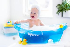 Cuidados dermocosméticos para el público infantil