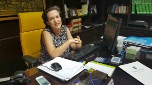 """Rosa Gómez Soto, abogada y cofundadora de Gómez Córdoba: """"La desaparición de algunos incentivos fiscales en 2015 ha compensado la bajada de tipos"""""""