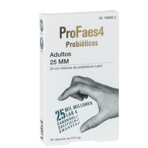 ProFaes4, un simbiótico para problemas digestivos