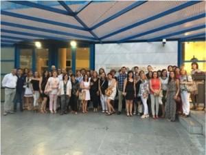 Ochenta farmacéuticos participan en el encuentro del COFT