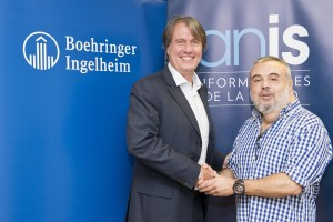 Boehringer Ingelheim, socio colaborador de ANIS