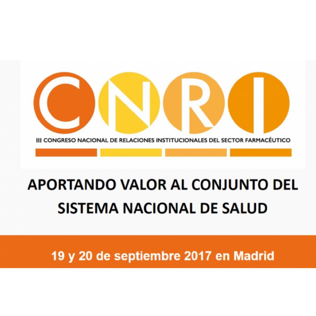 Congreso Nacional Relaciones Institucionales Sector Farmaceútico