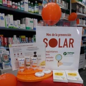 Alphega Farmacia concluye su primera campaña sanitaria de prevención solar