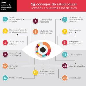 15 consejos prácticos para cuidar la salud ocular