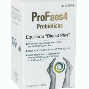 Nuevo ProFaes4 Digest Plus con glutamina