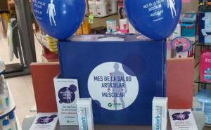 Alphega Farmacia lanza una campaña de salud articular y muscular