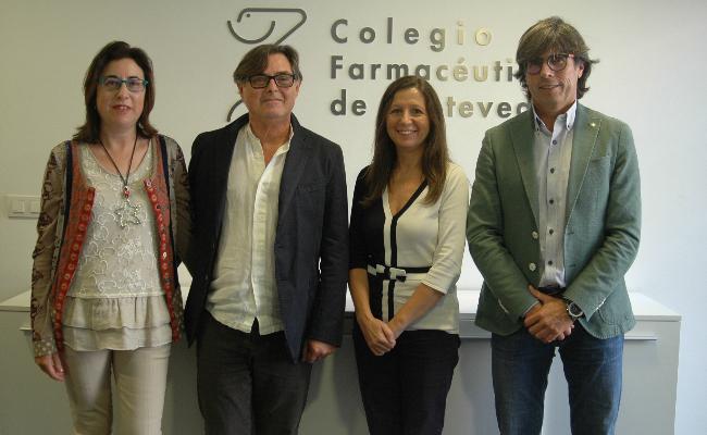 COFPO y Farmamundi firma convenio