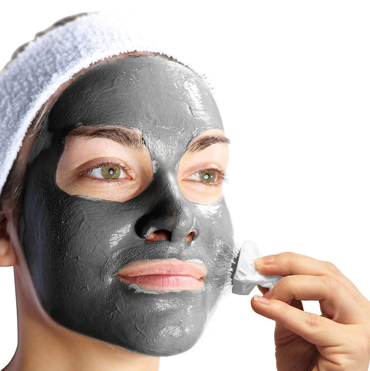 Herbal green mask