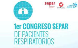Este sábado se celebra el I Congreso SEPAR de Pacientes Respiratorios