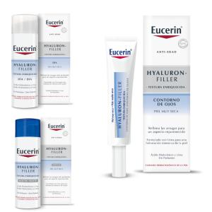 Eucerin Hyaluron-Filler amplía su gama para pieles muy secas