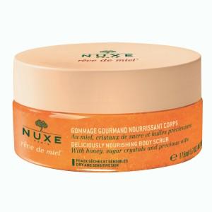 Nuxe presenta su nuevo exfoliante nutritivo, Rêve de Miel
