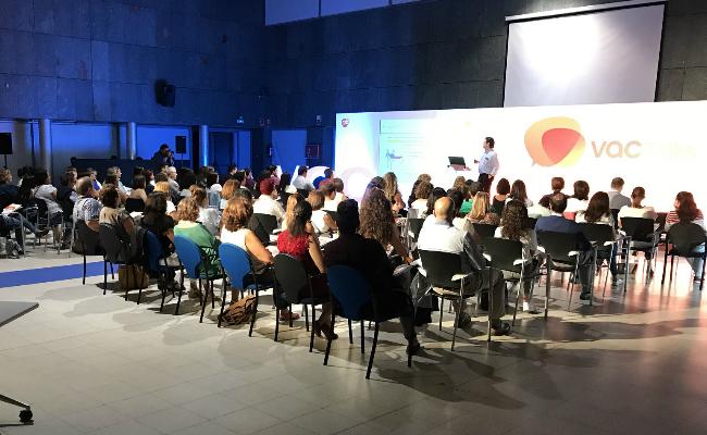 Novena sesion Vak Talk RRSS aliado salud
