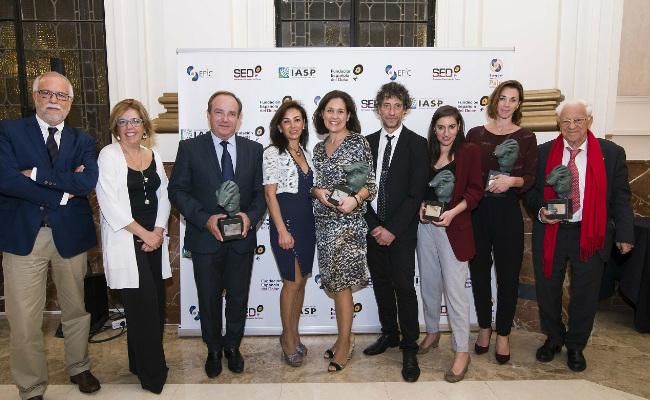 Premios SEN dia mundial contra el dolor