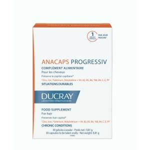 Rumbo hacia la longevidad capilar con Anacaps Progressiv
