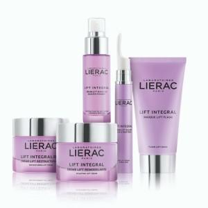 Lift integralde Lierac: gama con efecto lift-injection