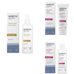Sesderma revoluciona el cuidado del cabello con dos nuevas líneas de Seskavel