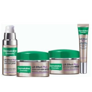 Dermatoline Cosmetic Lift Effect Plus, tratamiento antiarrugas para el rostro maduro. jpg