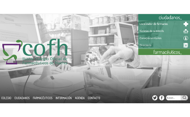 El COFH estrena una pagina web que ofrece contenido adaptado a cada usuario