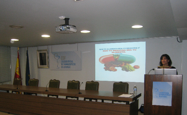 Farmaceuticos asturianos se forman en micronutricion