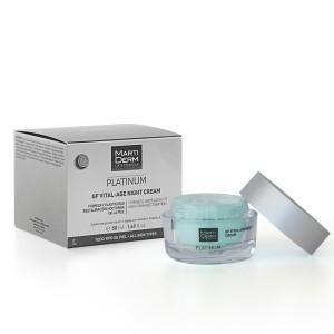 MartiDerm presenta GF Vital-Age Night Cream