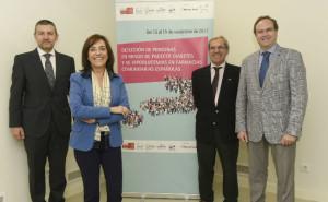 Médicos, farmacéuticos y pacientes unidos para mejorar el abordaje de la diabetes