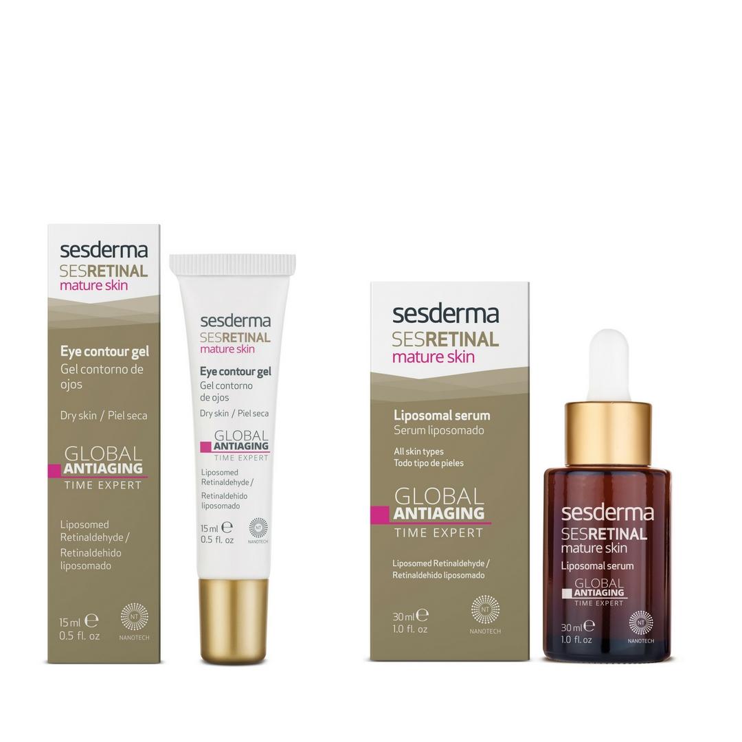 Ses Retinal Mature Skin, la solución antienvejecimiento de Sesderma