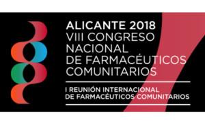 Abierta la inscripción al VIII Congreso de Farmacéuticos Comunitarios de SEFAC