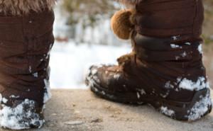 Declogo para cuidar los pies en invierno