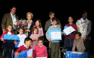 El COFM celebra la Fiesta Infantil de Navidad en el Circo Mágico