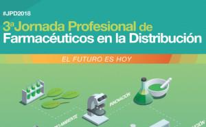 'El futuro es hoy', lema de la próxima Jornada Profesional de Distribución Farmacéutica