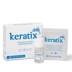 Keratix de Laboratorios Viñas reduce las hiperqueratosis localizadas