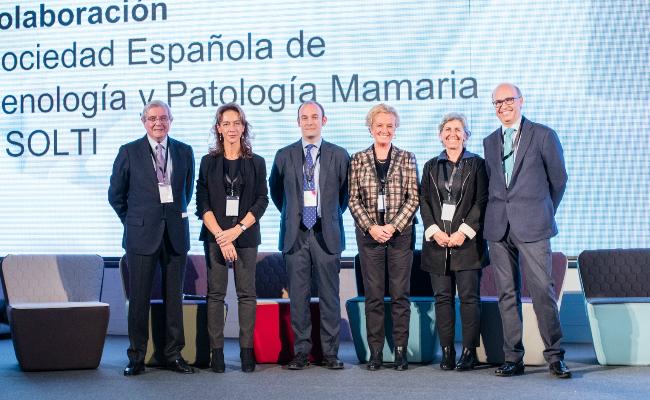 SOLTI y SESPM colaboran por la investigacion del cancer de mama