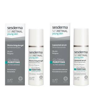 Ses Retinal Young Skin, la solución antiacneica de Sesderma