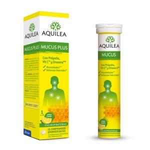 Aquilea Mucus ayuda a mantener la salud de las vías respiratorias