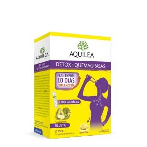 Aquilea revoluciona el mercado con el lanzamiento de Aquilea Detox + Quemagrasas