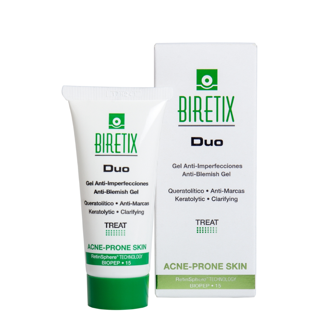 Biretix Duo, gel anti-imperfecciones para pieles con tendencia acneica