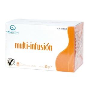 Combate el estrés con Multi-Infusión CellActive