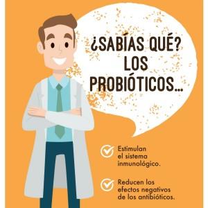 Diafarm quiere concienciar sobre importancia de los probióticos con la campaña 'Cuida tu flora'