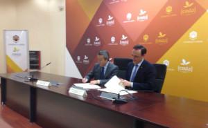 El COFCO y la UCO firman un convenio para crear la Cátedra 'Córdoba, Ciudad Mundo'