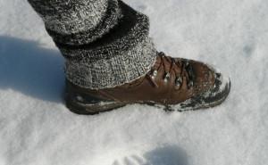 El Colegio de Podlogos de Andaluca realiza varias recomendaciones para cuidar los pies en invierno
