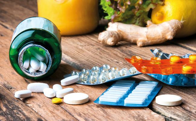 El abece de los complementos alimenticios