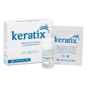 Keratix, reduce las hiperqueratosis localizadas rápida y fácilmente