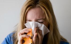 La garganta, la principal vía de entrada de los virus de la gripe y el resfriado